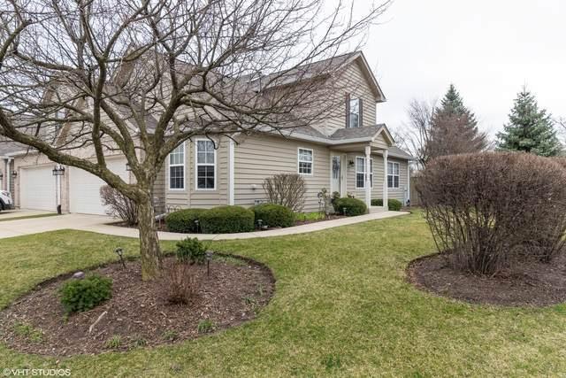 Warrenville, IL 60555 :: John Lyons Real Estate