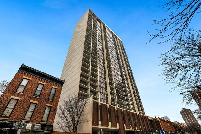 1636 N Wells Street #710, Chicago, IL 60614 (MLS #10777482) :: John Lyons Real Estate