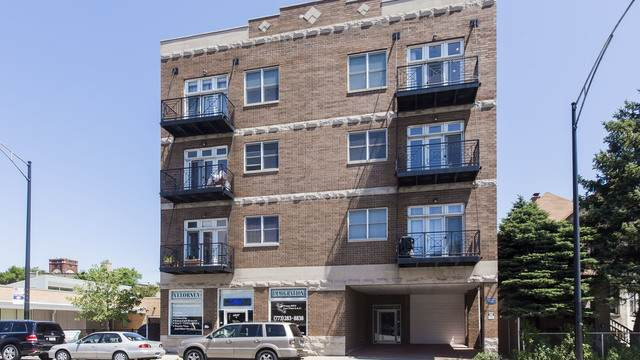 4037 N Pulaski Road 4A, Chicago, IL 60641 (MLS #10777561) :: Property Consultants Realty
