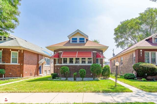 9417 S Elizabeth Street, Chicago, IL 60620 (MLS #10777606) :: Property Consultants Realty