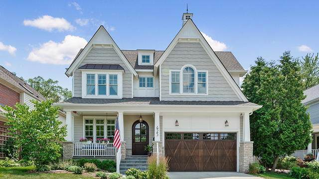 425 Ridge Avenue, Clarendon Hills, IL 60514 (MLS #10777624) :: Lewke Partners
