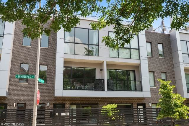 1745 N Winnebago Avenue, Chicago, IL 60647 (MLS #10777872) :: The Mattz Mega Group