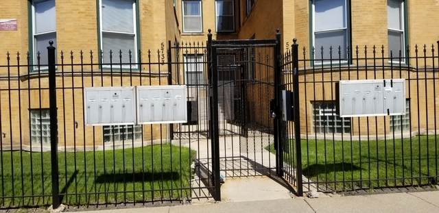 5733 S Calumet Avenue 3E, Chicago, IL 60637 (MLS #10777937) :: Angela Walker Homes Real Estate Group