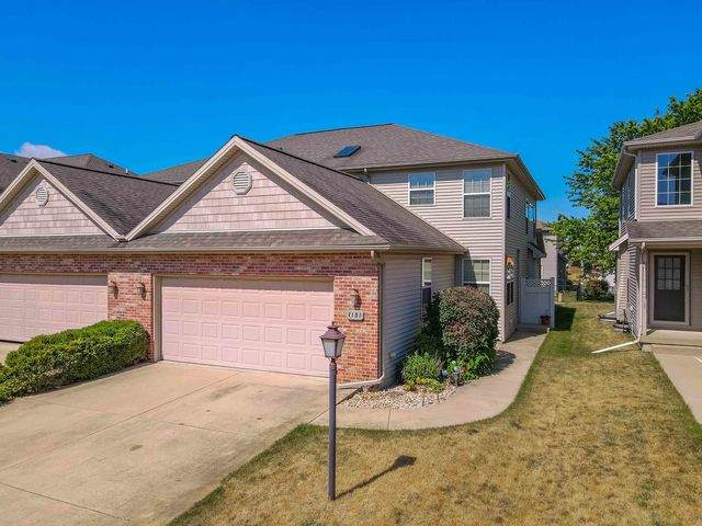 1191 Blue Bill Way, Normal, IL 61761 (MLS #10777939) :: BN Homes Group