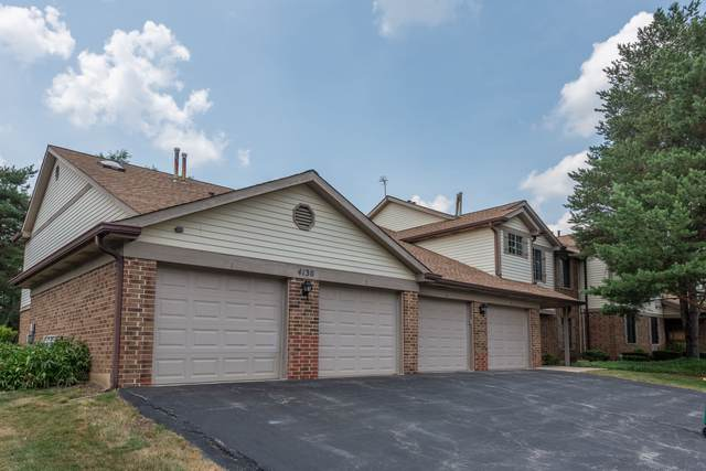 4130 N Pheasant Trail Court #3, Arlington Heights, IL 60004 (MLS #10778012) :: Helen Oliveri Real Estate