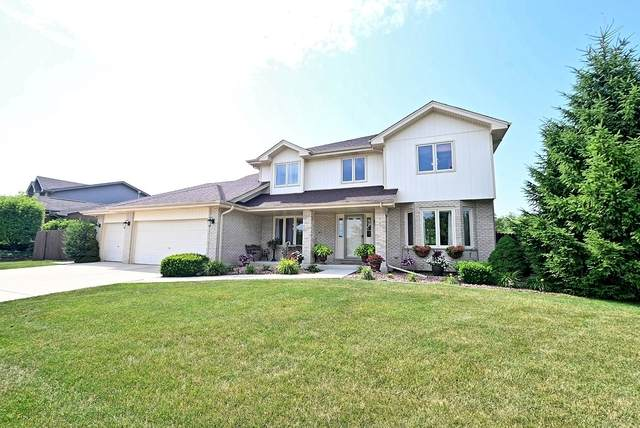 8013 Block Court, Tinley Park, IL 60487 (MLS #10778018) :: The Wexler Group at Keller Williams Preferred Realty