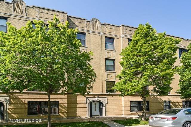 3606 W Dickens Avenue #3, Chicago, IL 60647 (MLS #10778027) :: John Lyons Real Estate