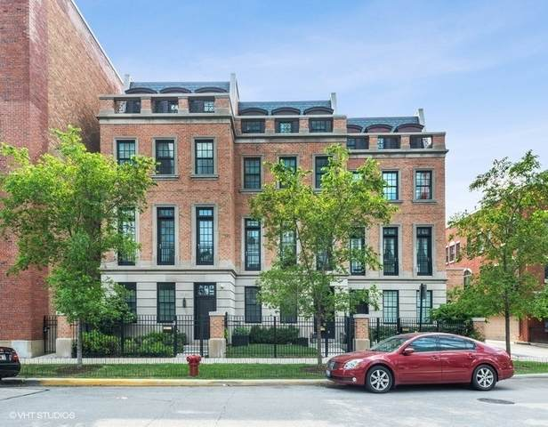 1834 S Calumet Avenue, Chicago, IL 60616 (MLS #10778075) :: The Wexler Group at Keller Williams Preferred Realty