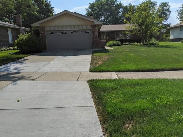 6730 Powell Street, Downers Grove, IL 60516 (MLS #10778087) :: Property Consultants Realty