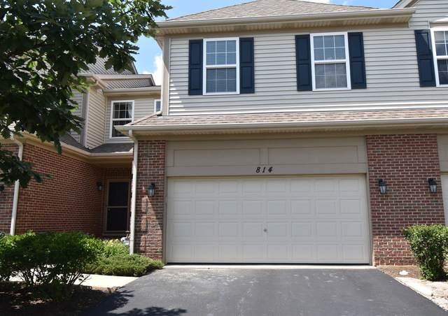 814 Oak Hollow Road, Crystal Lake, IL 60014 (MLS #10778111) :: Angela Walker Homes Real Estate Group