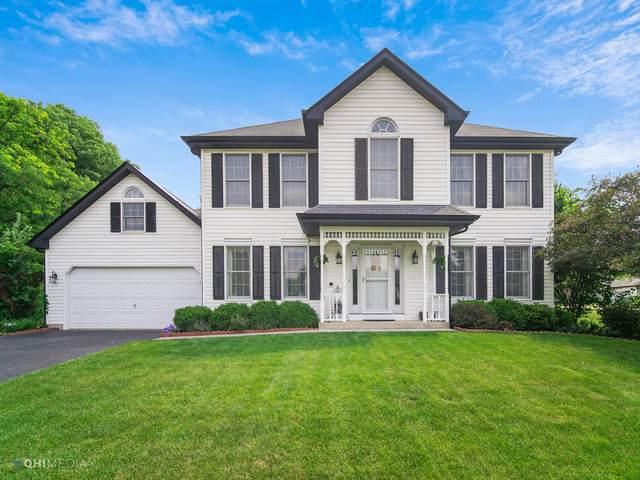815 Jennifer Court, Algonquin, IL 60102 (MLS #10778120) :: John Lyons Real Estate