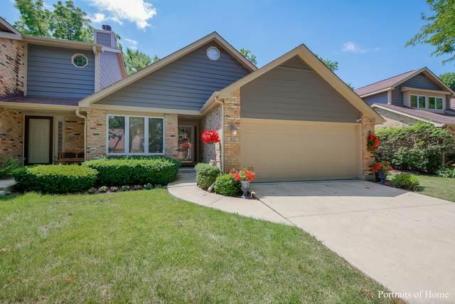 422 W Evergreen Street, Wheaton, IL 60187 (MLS #10778148) :: The Dena Furlow Team - Keller Williams Realty