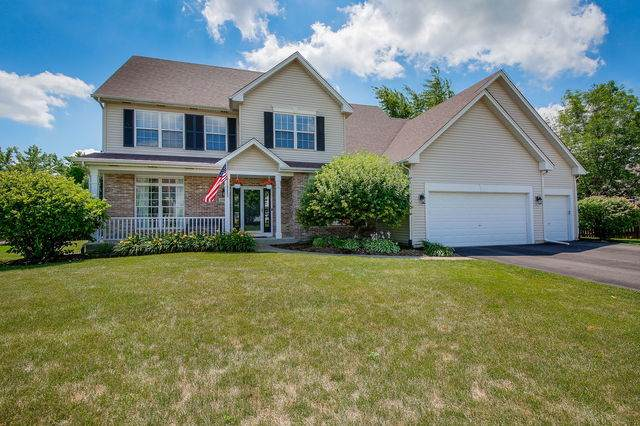 23915 Pond View Drive, Plainfield, IL 60585 (MLS #10778164) :: BN Homes Group