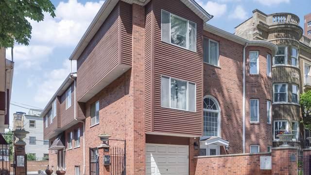 716 W Junior Terrace C, Chicago, IL 60613 (MLS #10778166) :: John Lyons Real Estate