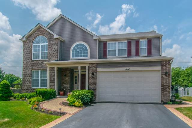 1803 Springside Court, Plainfield, IL 60586 (MLS #10778172) :: Ryan Dallas Real Estate