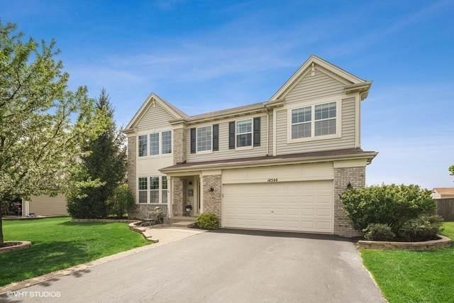 14544 Capital Drive, Plainfield, IL 60544 (MLS #10778220) :: BN Homes Group