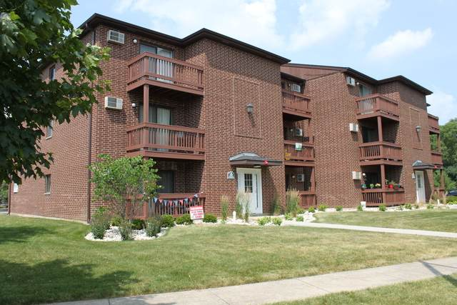 330 Shorewood Drive 3A, Glendale Heights, IL 60139 (MLS #10778225) :: Property Consultants Realty