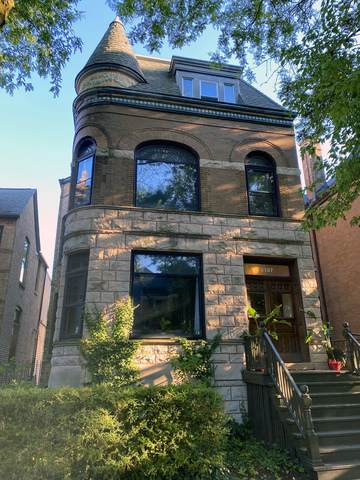 2137 W Caton Street, Chicago, IL 60647 (MLS #10778244) :: The Mattz Mega Group