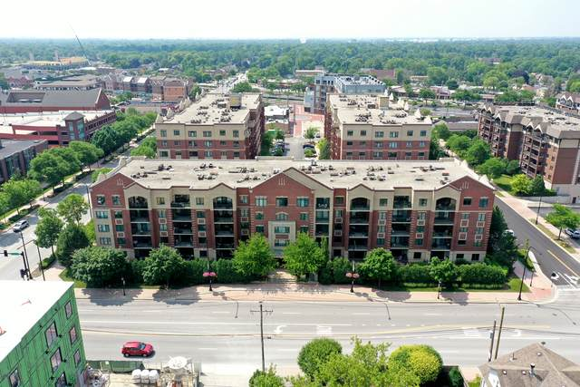 5 W Central Road #111, Mount Prospect, IL 60056 (MLS #10778256) :: Property Consultants Realty