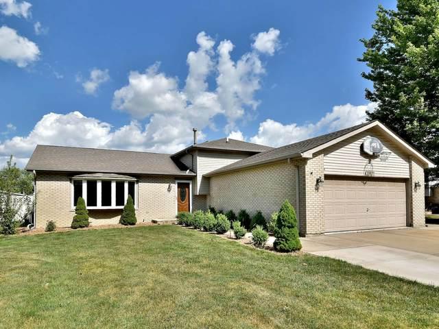 25619 S Mccorkle Avenue, Monee, IL 60449 (MLS #10778257) :: BN Homes Group