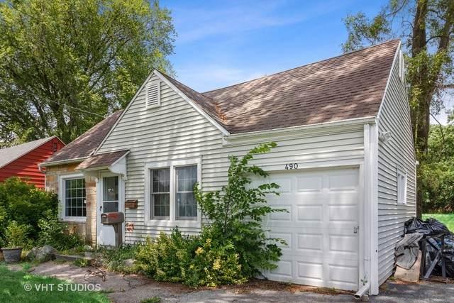 490 W Crystal Lake Avenue, Crystal Lake, IL 60014 (MLS #10778264) :: Century 21 Affiliated