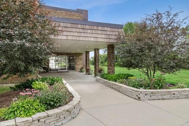 522 E Algonquin Road #115, Schaumburg, IL 60173 (MLS #10778272) :: Property Consultants Realty