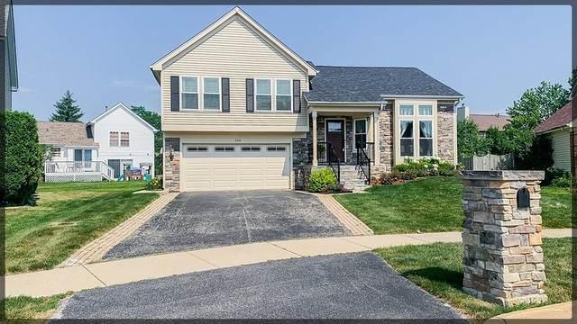 106 Newberry Court, Aurora, IL 60504 (MLS #10778282) :: Ryan Dallas Real Estate