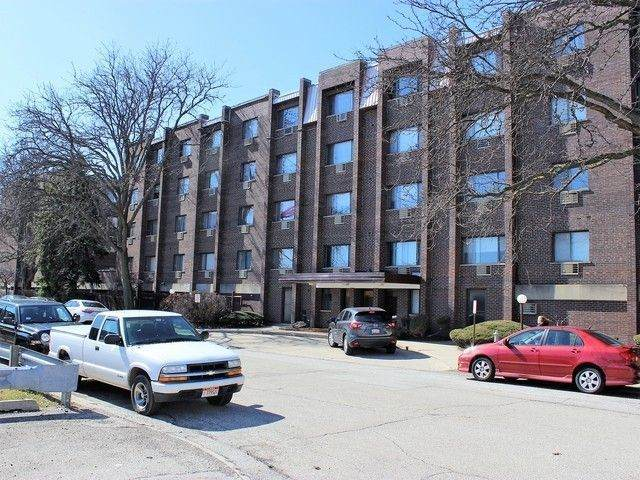 4624 N Commons Drive #307, Chicago, IL 60656 (MLS #10778292) :: John Lyons Real Estate