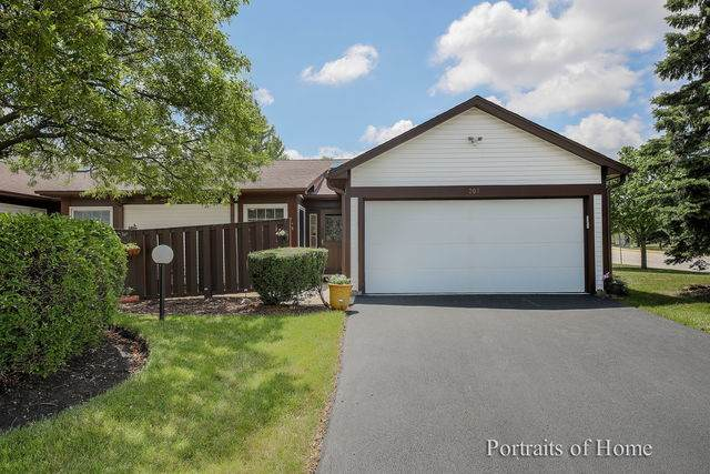 201 Fir Court, Streamwood, IL 60107 (MLS #10778311) :: Angela Walker Homes Real Estate Group