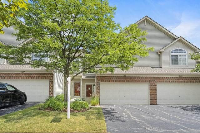 385 Jamestown Court #385, Aurora, IL 60502 (MLS #10778346) :: Ryan Dallas Real Estate