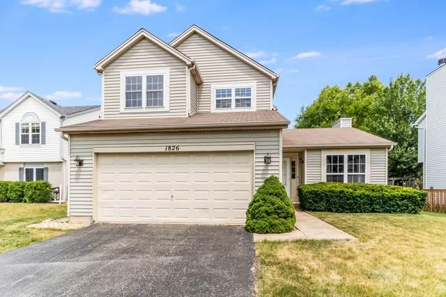 1826 Pebblestone Drive, Romeoville, IL 60446 (MLS #10778362) :: Angela Walker Homes Real Estate Group