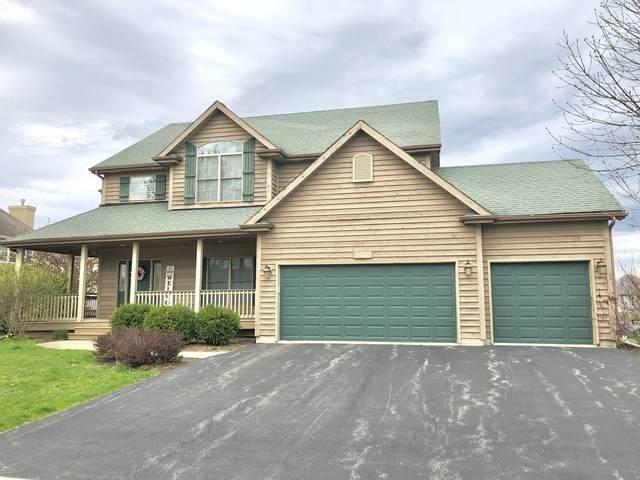 3411 Baraboo Lane, Dekalb, IL 60115 (MLS #10778392) :: Angela Walker Homes Real Estate Group