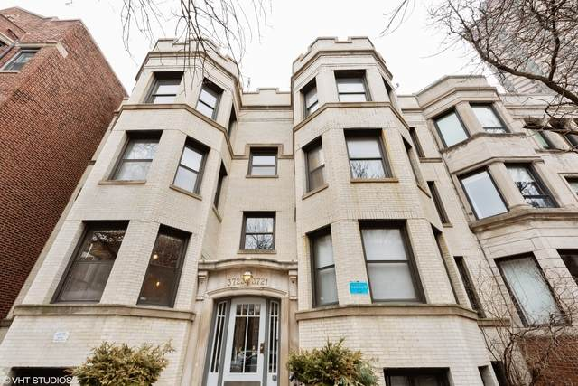 3723 N Pine Grove Avenue #1, Chicago, IL 60613 (MLS #10778397) :: Property Consultants Realty