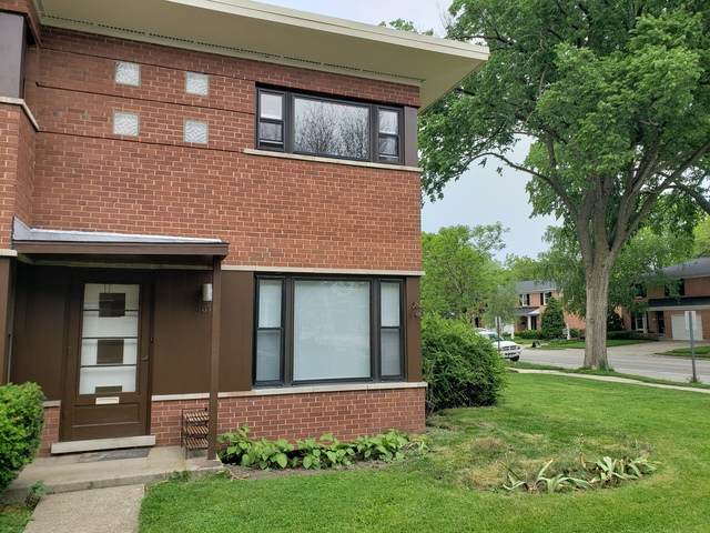 507 1/2 Ridge Road, Wilmette, IL 60091 (MLS #10778464) :: The Wexler Group at Keller Williams Preferred Realty