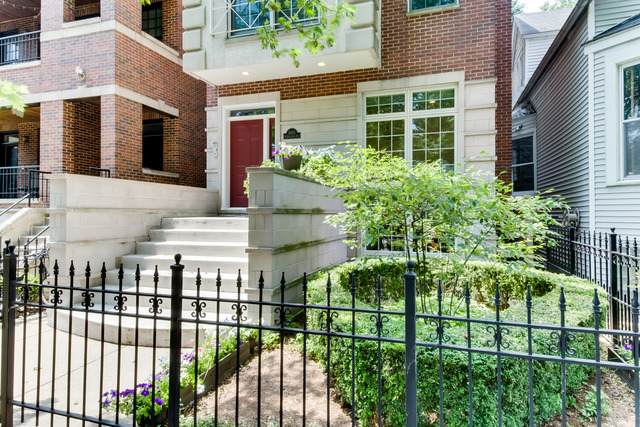 3824 N Greenview Avenue #1, Chicago, IL 60613 (MLS #10778471) :: Property Consultants Realty