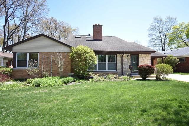 739 S Evergreen Avenue, Arlington Heights, IL 60005 (MLS #10778527) :: Helen Oliveri Real Estate
