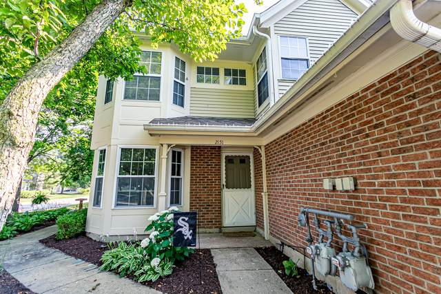2151 Rob Roy Court #2151, Hanover Park, IL 60133 (MLS #10778543) :: Angela Walker Homes Real Estate Group