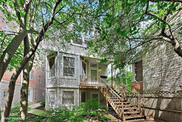 3920 N Greenview Avenue R-3, Chicago, IL 60613 (MLS #10778546) :: Property Consultants Realty