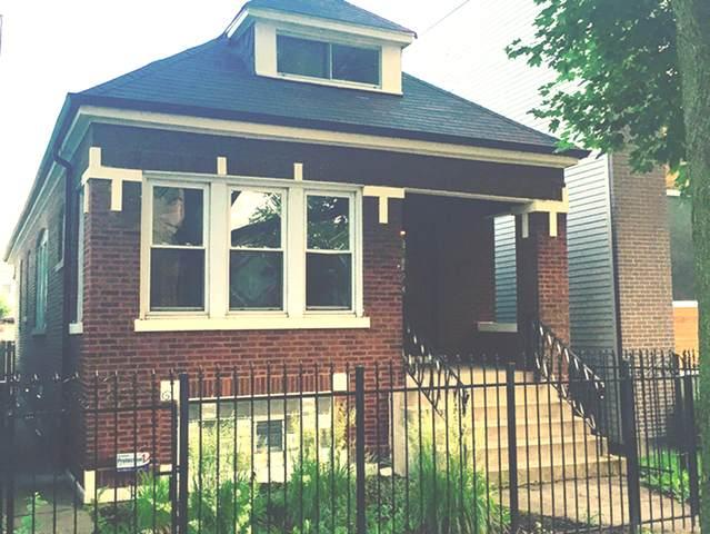 2856 N Woodard Street, Chicago, IL 60618 (MLS #10778551) :: The Mattz Mega Group