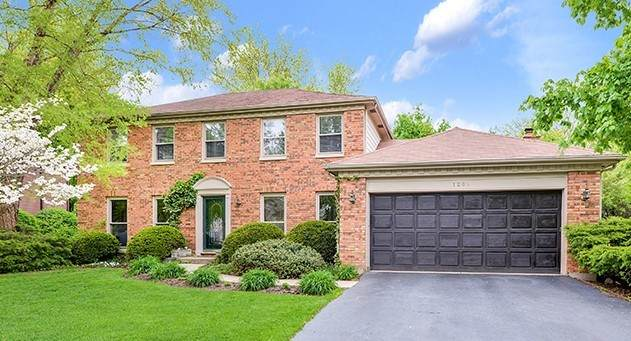 1209 Sunnybrook Drive, Naperville, IL 60540 (MLS #10778595) :: Helen Oliveri Real Estate