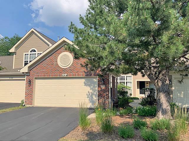 644 Clover Hill Lane, Elk Grove Village, IL 60007 (MLS #10778618) :: Littlefield Group
