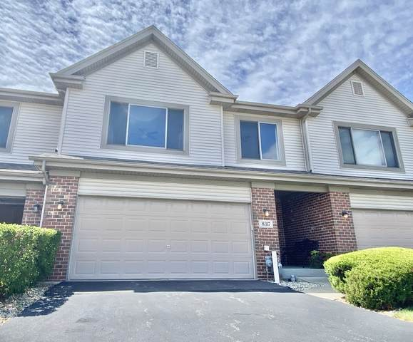 8317 W Chestnut Court, Frankfort, IL 60423 (MLS #10778624) :: The Wexler Group at Keller Williams Preferred Realty