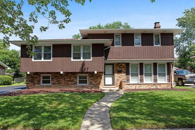 14765 Park Lane, Orland Park, IL 60462 (MLS #10778652) :: Ryan Dallas Real Estate
