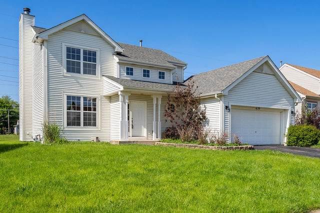 629 Charolotte Lane, Oswego, IL 60543 (MLS #10778675) :: John Lyons Real Estate