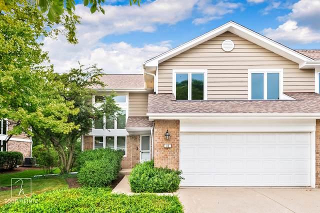 80 Woodstone Drive, Buffalo Grove, IL 60089 (MLS #10778709) :: John Lyons Real Estate