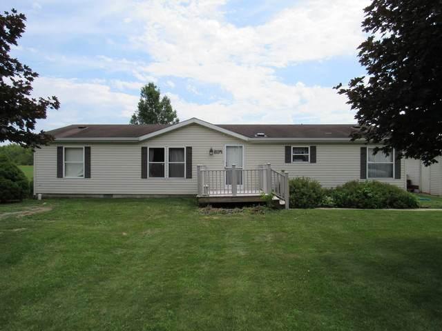 835 W Rathburn Street, Carbon Hill, IL 60416 (MLS #10778710) :: John Lyons Real Estate