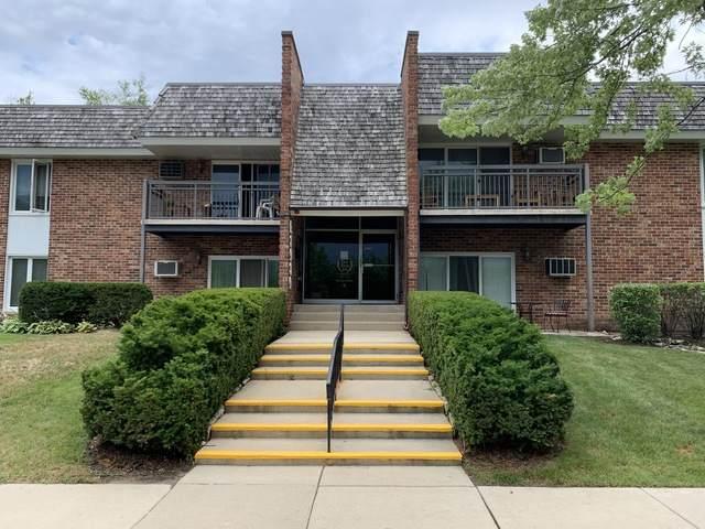3939 Saratoga Avenue #102, Downers Grove, IL 60515 (MLS #10778729) :: The Dena Furlow Team - Keller Williams Realty