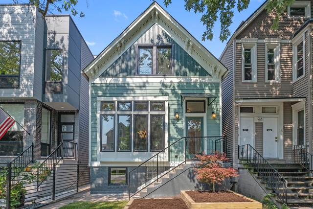 1642 N Mozart Street, Chicago, IL 60647 (MLS #10778751) :: The Mattz Mega Group