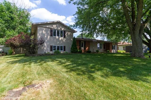 2987 N Osage Drive, Bourbonnais, IL 60914 (MLS #10778786) :: The Mattz Mega Group