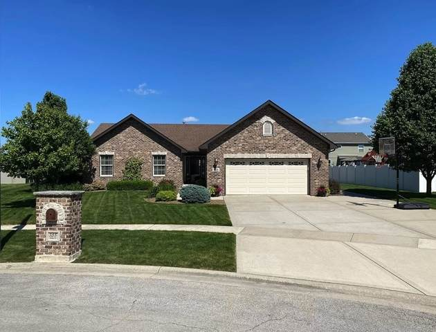 165 S Robin Court, Coal City, IL 60416 (MLS #10778787) :: The Mattz Mega Group